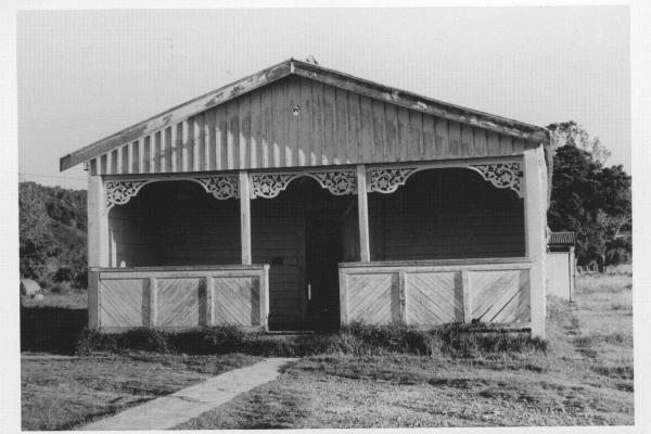 Te Aranga o te Pa whare: Auckland War Memorial Museum; photo David Simmons
