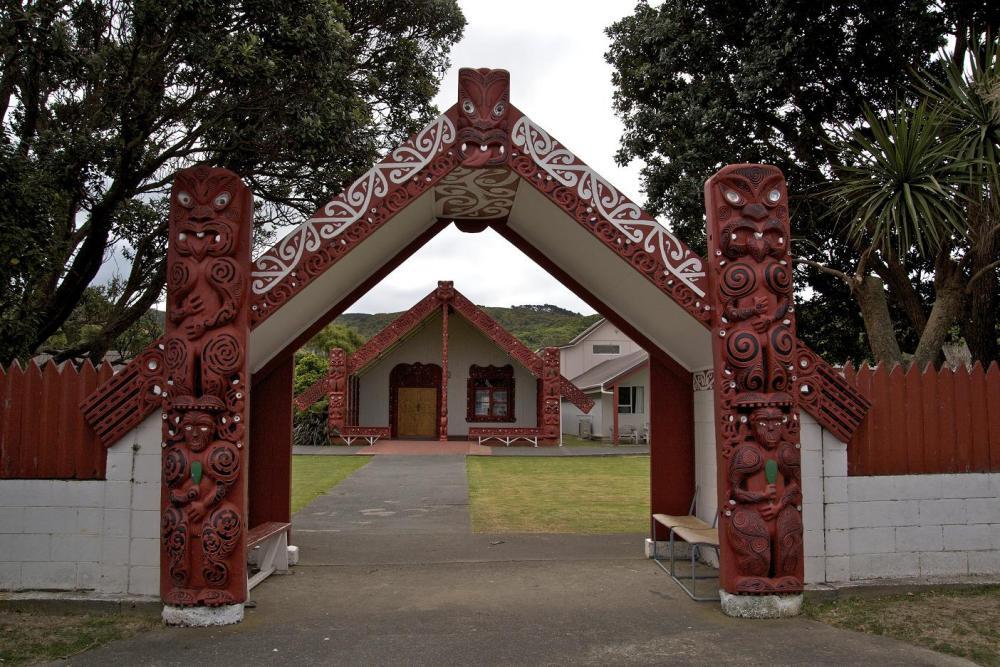 Takapuwahia Maori Maps