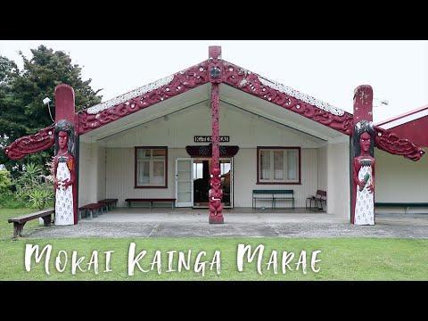 Mokai Kainga Marae, Kawhia